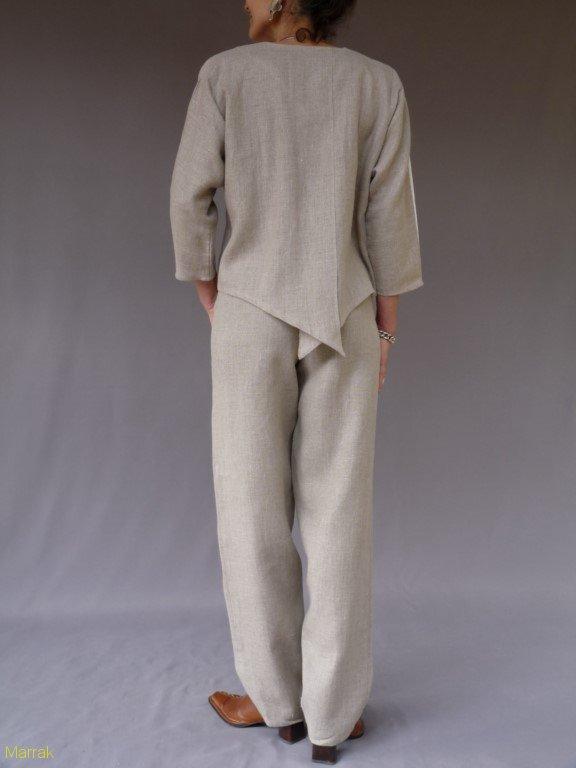 Veste 150€  Pantalon 80€ du 36 au 48