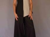 001 (10)-Création de vêtements en lin sur mesure Marie LARTHET