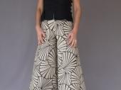 Jupe culotte : 270€ / Caraco:70€
